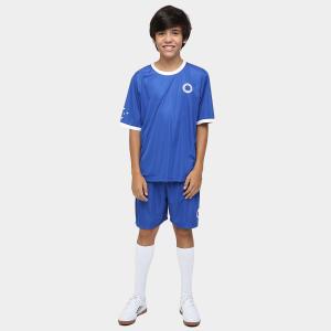 Kit Cruzeiro Infantil n° 10 - Azul - R$ 10