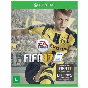 Jogo Fifa 17 (Xbox One) - R$ 50