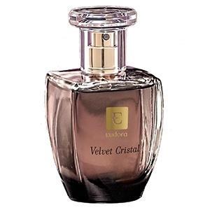 Perfume DEO COLÔNIA VELVET CRISTAL 95ML - R$ 67