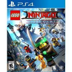 Lego Ninjago: O Filme - Videogame para PS4 - Warner 98,90