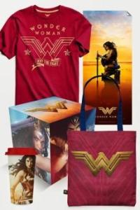 Gift Box Mulher Maravilha- R$58