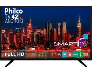"Smart TV LED 42"" Philco $1,349,00"