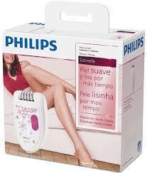 Depilador Satinelle HP6419/30 Bivolt Branco Philips 69,90