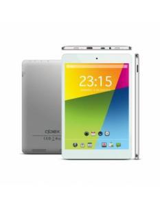 "Tablet Qbex TX240 7.85"" 8GB Dual Core A23 Bluetooth Android 4.4 Branco - Qbex de R$ 329,22 por R$ 189,50"