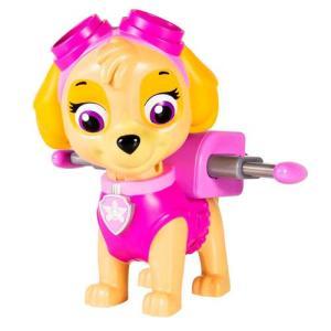 Boneco de Ação Patrulha Canina com Mochila Skye de 199 por 59,90