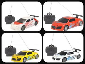 Carrinho de Controle Remoto Runners Motorsport - CKS 07 Funções Bivolt por R$ 40