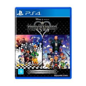 Jogo para PS4 Kingdom Hearts 1.5 + 2.5 Remix - R$ 134,90