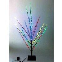 Luminária Árvore Cerejeira 90cm Led 120 Leds 127v - Wincy - R$ 80