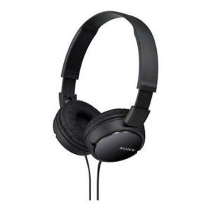 Fone de Ouvido Sony Headphone MDR-ZX110 Preto - R$55