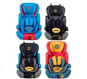 Cadeira para Auto Mulher Maravilha, Batman ou Super Homem - R$273,74