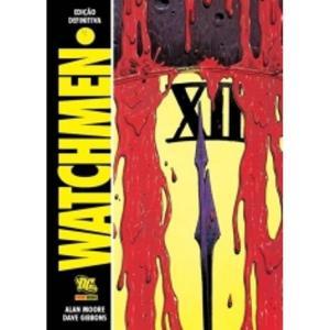 Watchmen - Edição Definitiva - R$ 50