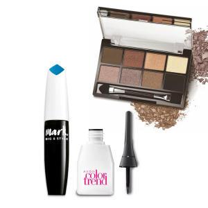 Kit de maquiagem Avon - R$ 57,00
