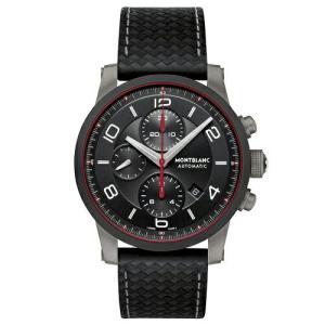 Relógio Montblanc Masculino Couro Preto - 112604 - R$18.525