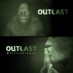 Outlast: Bundle of Terror PS4 PSN (Com a PLUS fica R$14)