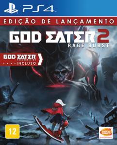 God Eater 2: Rage Burst - ps4 - R$ 30