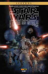 Star Wars - A Guerra Nas Estrelas Vol 1