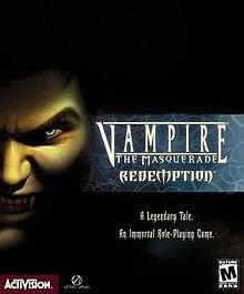 Vampire: The Masquerade - Redemption - R$ 3