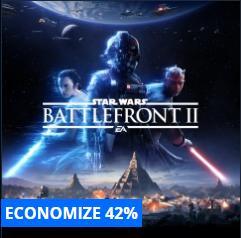 Star Wars - Battlefront II - PS4 - R$122