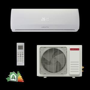 Ar Condicionado Split Hi-Wall Agratto Confort Fit 12.000 BTUs Frio 220V