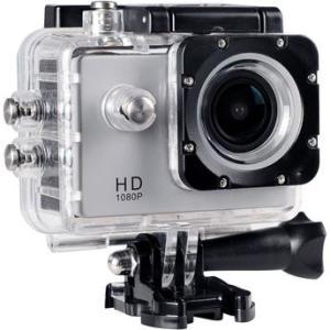 """Câmera Filmadora de Ação ONN 12MP Full HD Tela 1.5"""" Branca - R$ 72,90"""
