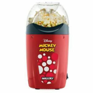 Pipoqueira Sem Óleo Mickey Disney - Mallory - R$69,90