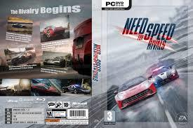 Jogo Need for Speed Rivals para PC Origin 9,90