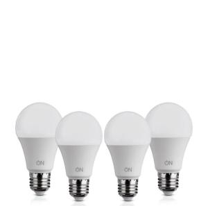 Kit com 4 lâmpadas led On
