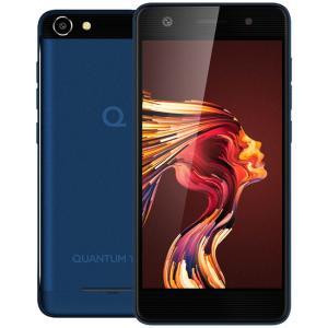 Smartphone Quantum YOU L 32GB 4G Azul, Android 7.0, Dual Chip, Câmera 13M. FRETE GRATIS*****