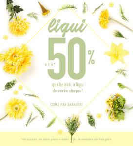 Liquida Farm: até 50% de desconto