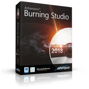Ashampoo Burning Studio 2018 Grátis