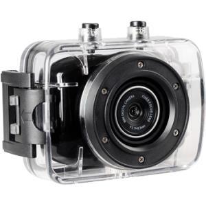 """Câmera Filmadora de Ação ONN 5MP HD Tela 2"""" Preta 33,91 no boleto 15% off"""