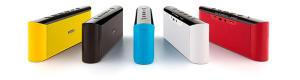 Caixa de Som Portátil 9W RMS Bluetooth EDIFIER MP233 (nas cores azul, branco, preto ou vermelho) - R$269,00