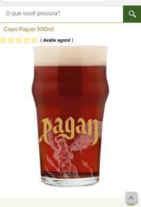 Copo Pagan 500 ml