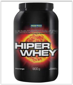 Hiper Whey Protein - 900g - Probiótica - por R$ 36