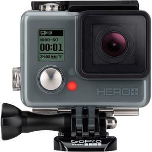 Câmera Digital GoPro Hero Plus 8.1MP com WiFi Bluetooth e Gravação Full HD Preta - R$999 a prazo
