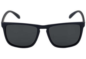 Óculos de Sol D01 Azul Fosco/Preto Polarizado - Lente 5,5cm - R$ 44,91