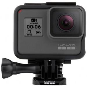 GoPro Hero 6 Black Edition - R$1.800
