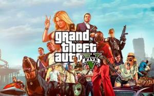 Grand Theft Auto V - PC - R$50