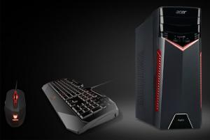 Desktop Gamer Acer Aspire GX-783-BR13 Intel Core i7 16GB 1TB HD + 8GB SSD GTX 1060 6GB Windows 10