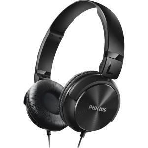Fone de Ouvido Estilo DJ com Graves Nítidos SHL3060BK/00 Preto PHILIPS por R$ 46
