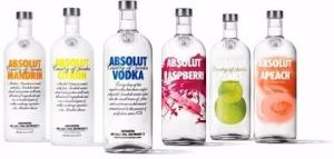 Vodka Absolut 750ml [sabores diversos] - R$47,99