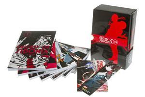Box Knights of Sidonia - Caixa com Volumes de 1 à 8 - R$74