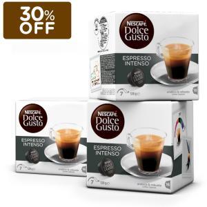 Combo 3 caixas Dolce Gusto Espresso Intenso - R$46,62