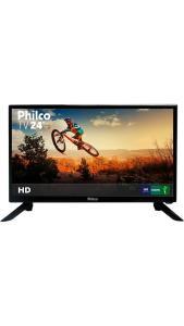"TV LED 24"" Philco PTV24N92D Full HD com Conversor Digita"