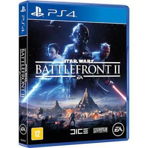 Star Wars Battlefront II - PS4 & XBOX - R$ 129