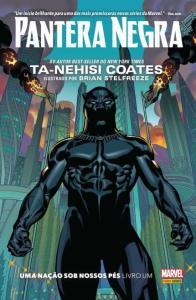 Pantera Negra - Uma Nação Sob Nossos Pés – Livro Um - R$15