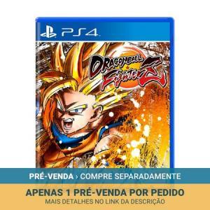 [PRÉ VENDA] Jogo Dragon Ball FighterZ - PS4