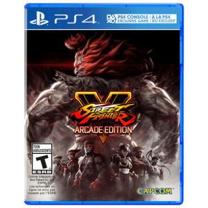 [PRÉ VENDA] Street Fighter V (Arcade Edition) - PS4