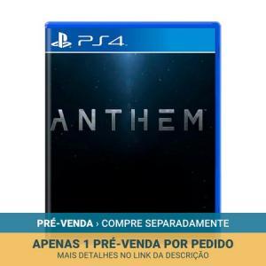[PRÉ VENDA] Anthem - PS4