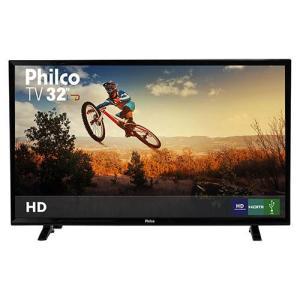 "TV LED 32"" Philco PH32E31DG HD - R$699,90"